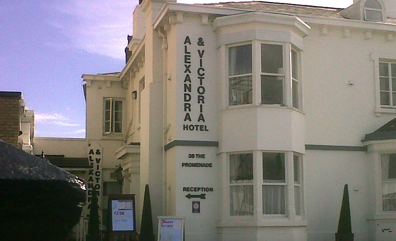 Alexandra and Victoria Hotel - Southport