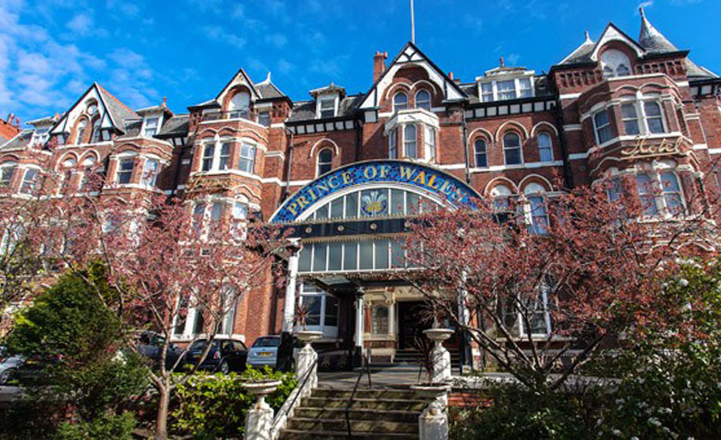 Prince of Wales Hotel - Southport
